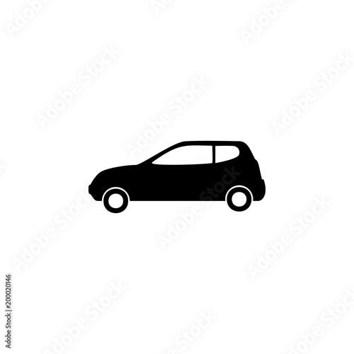 Mini Car Icon Element Of Car Type Icon Premium Quality Graphic