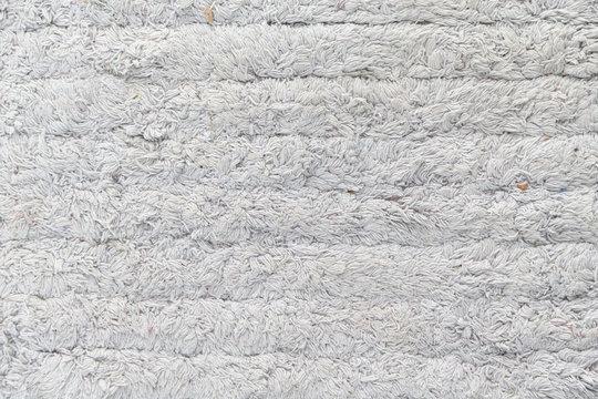Carpet texture. White carpet background