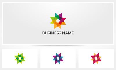 Star Colorful Logo