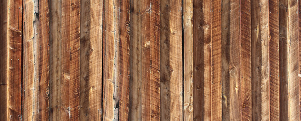 Palissade en bois - Wood wall