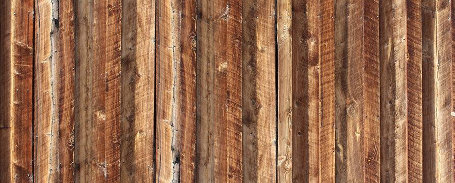 Palissade en bois - Wood wall