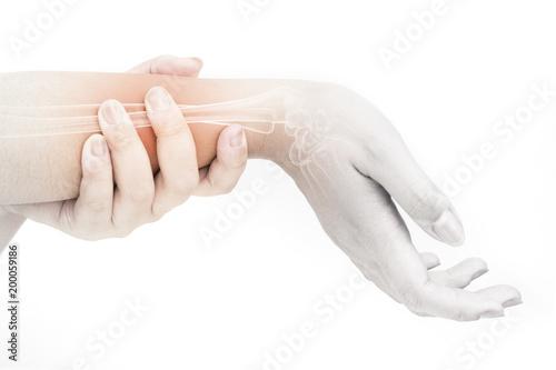 forearm bones injury\