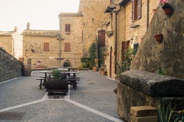 historical center of Bolsena