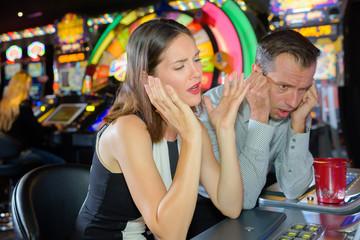 lose in the casino