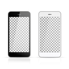 Modernes Smartphone Set