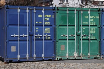 Generic shipping containers
