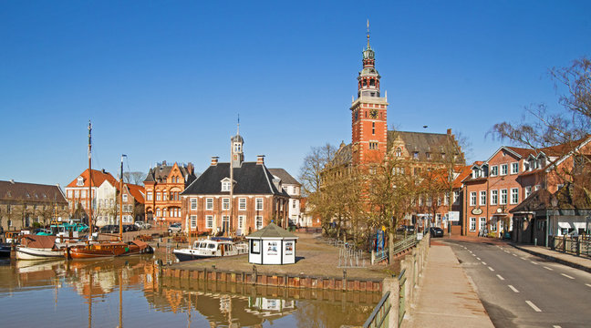 Leer Rathaus Ostfriesland