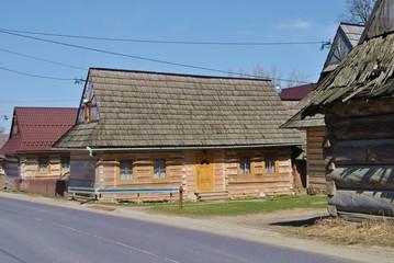 Chochołów - góralska wieś na Podhalu