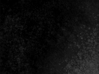 Grunge vector background dusty abstract texture dark black grey 3