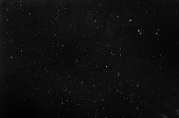 background of dust texture on black dark surface