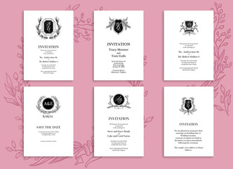 pink wedding concept.