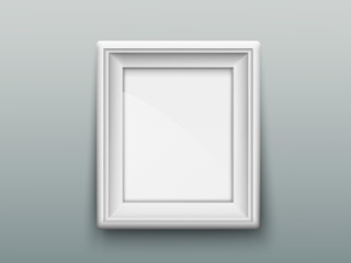 frame for photos or paintings on wall