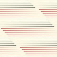 Seamless Horizontal Stripe Background. Minimal Wrapping Paper Design