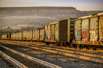 Railway, Oroville, CA