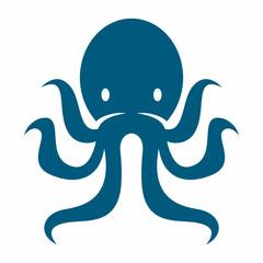 Octopus Logo Vector Template