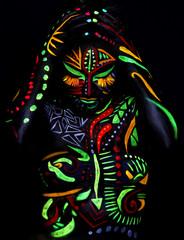 luz neon mexico