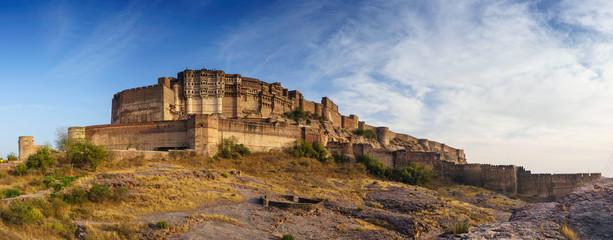 Fotomurales - Mehrangarh Fort, Jodhpur, Rajasthan