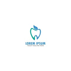 dental care business company logo template