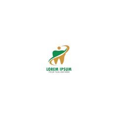 dental care business company logo template