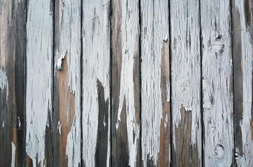 古い板の壁