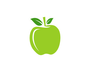 Apple logo and symbols vector illustration icons app..