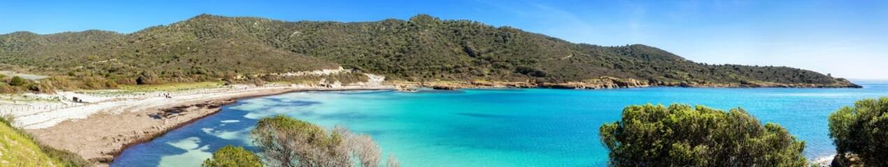 Sardegna, baia di Piscinni