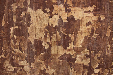 Fotobehang Oude vuile getextureerde muur shabby wall background