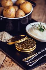 Kaviar CloseUp