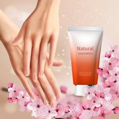 Sakura Promotion Flyer