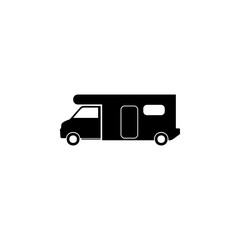 car house on wheels icon. Element of car type icon. Premium quality graphic design icon. Signs and symbols collection icon for websites, web design, mobile app