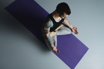 exercises on yoga