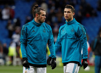 Champions League Quarter Final Second Leg - Real Madrid vs Juventus