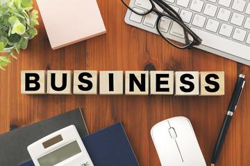 ビジネスイメージ Business word concept