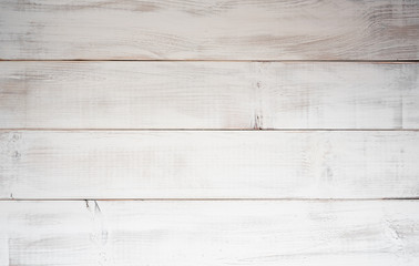 Whitewashed wood rustic planks
