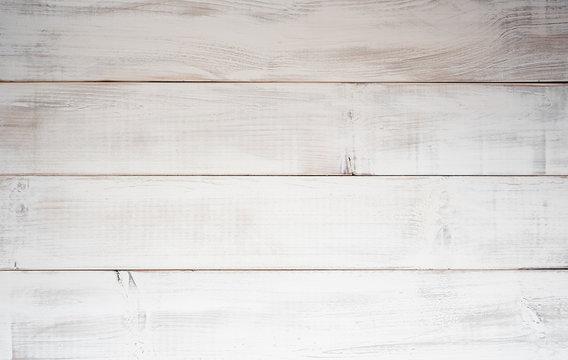 Whitewashed wood rustic planks