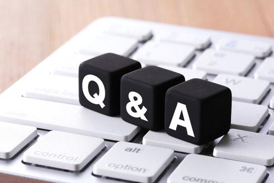 質問と答え Q&A