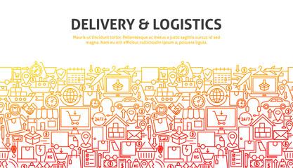 Delivery & Logistics Concept