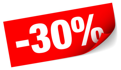 Sticker Sale -30%