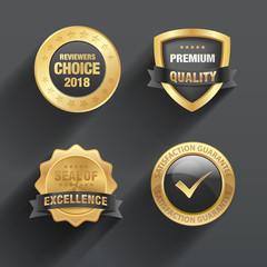 Badge & seal design