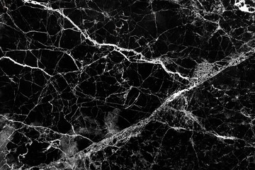 black color marble granite texture background with natural line pattern graphic supply usage