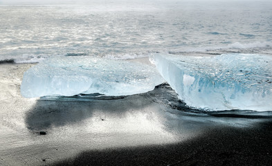 Poster Arctic GLACE