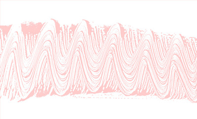 Natural soap texture. Appealing millenial pink foam trace background. Artistic elegant soap suds. Cleanliness, cleanness, purity concept. Vector illustration.
