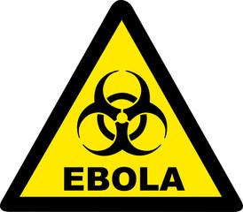 Ebola Warning Symbol