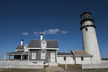 Highland Lighthouse at Cape Cod