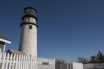 Highland Lighthouse at Cape Cod