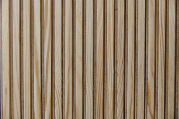 Background texture of light wooden planks.