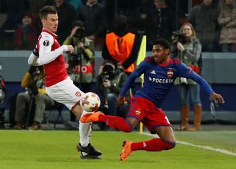 Europa League Quarter Final Second Leg - CSKA Moscow v Arsenal