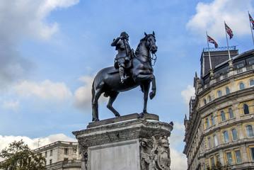 London, UK, 30 October 2012: Trafalgar Square