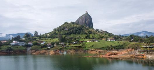 Piedra del Peñol, Guatapé, Colombie