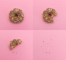Donut essen